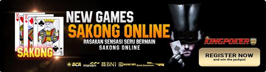 Agen Sakong Online