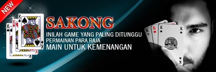 Daftar Main Judi Sakong