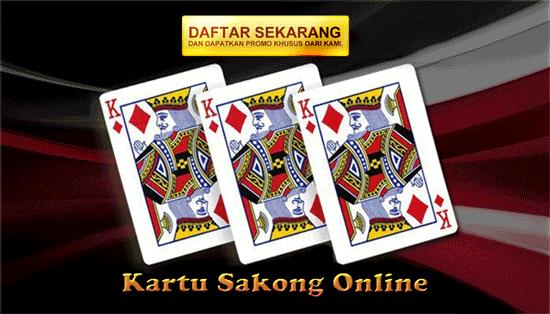 Daftar Kartu Sakong Online
