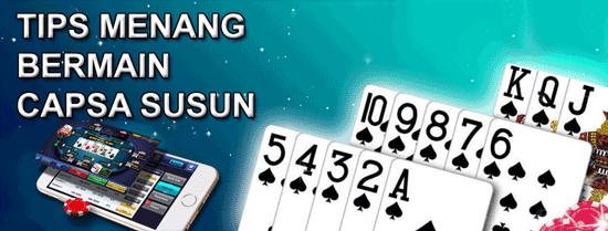 Permainan Bandar Judi Capsa Susun Online