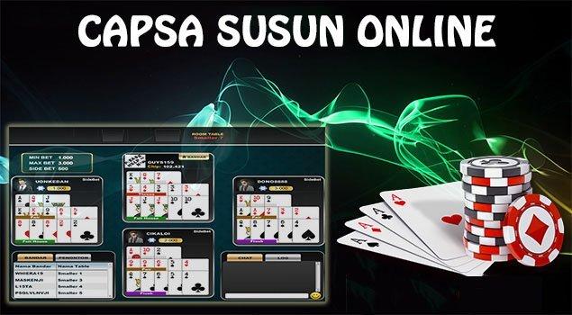 Capsa Susun Online