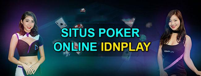 Situs Game Judi Online IDNPOKER