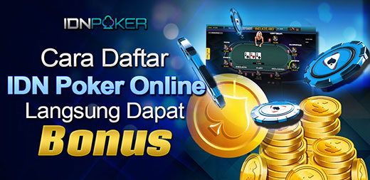 Daftar Agen Poker Online idn Terpercaya