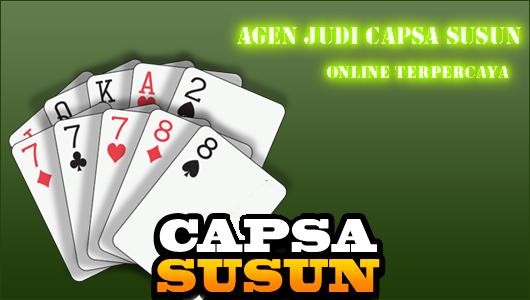 Daftar Situs Capsa Susun Online Terpercaya